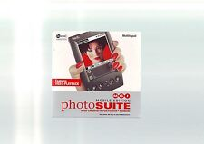 PHOTOSUITE - MGI IMAGE & VIDEO EDITING SOFTWARE for PC and/or PALM PILOTS - NEW
