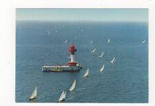 Kiel Leuchtfeuer Germany Postcard 408a ^