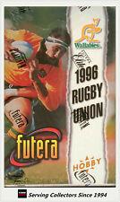 FACTORY BOX!!---1996 Futera Australia Rugby Union Hobby Card Box (40 packs)