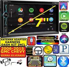 GM 2006-2015 NAV BLUETOOTH CD/DVD APPLE CARPLAY ANDROID AUTO CAR RADIO STEREO