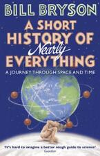 A Short History Of Nearly Everything by Bryson, Bill, NEW Book, FREE & FAST Deli