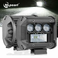 4-12inch 50W 100W 200W LED Work Light Bar Offroad Car Spot Beam Driving Fog Lamp