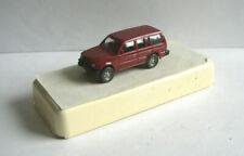 1:87 H0 PKW Wiking Nissan Geländewagen in rot-braun gut aus Sammlung