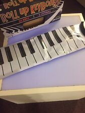 Toys Games- Roll Up Keyboard 24 Keys w/batteries included