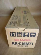 SHARP AR-C16NT1 TONER BLACK GENUINE