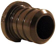 """Apollo PXPAP125PK PEX Barb Pipe Plugs, 1/2"""", Black"""