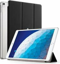 iPad Air 3 Case,Poetic [Smart Fold] Black Auto On&Off Protective Cover