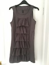 B.young Womens Graphite Grey Dress, Size L