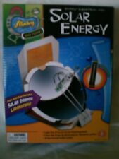 """ Educational"" Make Solar Energy Lab  Kit Ages 8 yrs. & up"