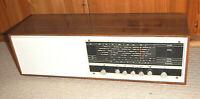 RFT Transmira 6110 Radio Holz Furnier 70er DDR Design TOP Zustand zu Hellerau