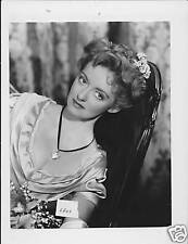 Bette Davis busty VINTAGE Photo The Sisters trimmed