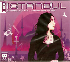 Bar Istanbul - Various Classic & New Turkish Flavours (2CD 2007) NEW/SEALED