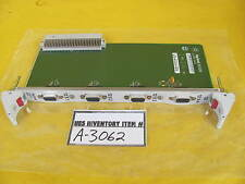 Agilent Z4207 NC4 Control Board PCB Z4207-60013-4307-55-200423-00151 Used