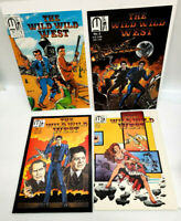 1990 Wild Wild West TV Series Comic Book Collection-Your Choice of 4 or Set #1-4