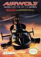 Airwolf - NES Nintendo Game