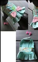 Handmade Dog  /Pet Dress for Small Breed Dogs XXS-Large