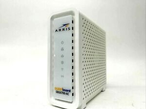 Motorola Arris SURFboard SBG6700AC Wifi Router DOCSIS 3.0 White Cable Modem Only