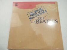 The Beatles The Historic First Live Recordings PTP-2098 Sealed