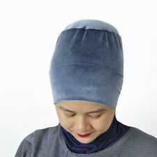 Handmade Volumizer Anti-Slip Velvet Hijab Bun Under scarf Turban Chemo HairLoss