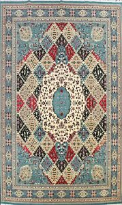 Garden Design Traditional Oriental Area Rug Living Room Turkish Carpet 10x14 ft