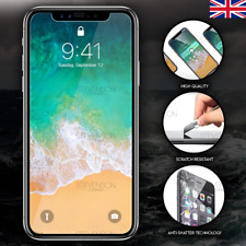 2pcs iPhone X Glass Screen Protector Tempered Guard Protection  OU