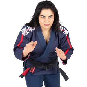 Tatami Fightwear Women's Super BJJ Gi - Navy