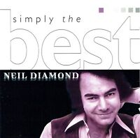 (CD) Neil Diamond -Simply The Best - Kentucky Woman, Shilo, Cherry Cherry, Do It