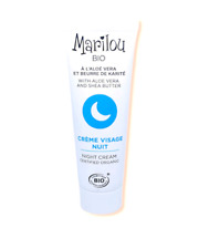 Crème visage nuit biologique Marilou bio 30 ml