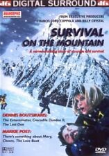 Survival on the mountain   new dvd in seal