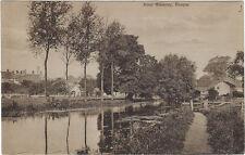 BUNGAY(Suffolk) : River Waveney,Bungay