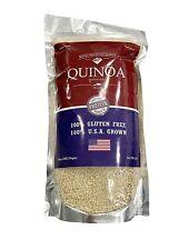 Rocky Mountain Quinoa USA Grown Gluten Free Grain High Protein 5 Different Sizes