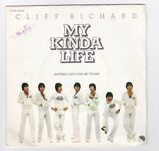 SP 45 TOURS CLIFF RICHARD MY KINDA LIFE EMI 2C006 06354 en 1977