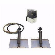 "Bennett Electro-Hydraulic Trim Tab without Control 12"" x 9"" (129 )"