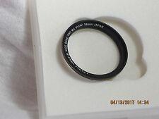 Summicron screw-mount lens UVa filter