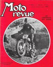MOTO REVUE . N° 1588 . 21 avril 1962 . Le criterium du Mans .