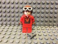 """STAR WARS  LEGO LOT MINIFIGURE  MINI FIG  /""""  R2-D2---7877 NABOO STAR FIGHTER  /"""""""