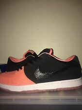 """nike dunk sb low """"salmon ladder"""" size 11.5 10/10 condition never worn"""