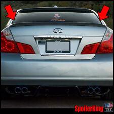 SpoilerKing Rear Trunk Spoiler 380L (Fits: Infiniti M35 M45 2006-10 Y50 FUGA)