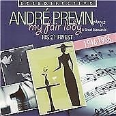 My Fair Lady: His 21 Finest 1946-1956, Andre Previn, Audio CD, New, FREE & FAST