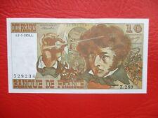 Billet 10 Francs Berlioz  A.1-7-1976.A. Quasi Neuf  0 trou