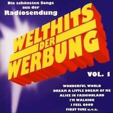 Welthits der Werbung (1994) Robin Beck, Mamas & Papas, James Brown, Hans .. [CD]