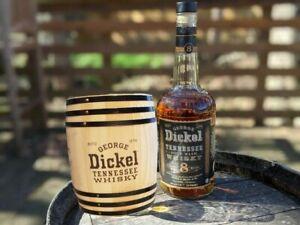 George Dickel Whisky Mini Barrel