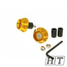 Lenkerende Vibrationsdämpfer Flat 13,5 / 17,5mm - gold