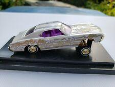 1/64 Diecast Hot Wheels 69 Buick Riviera Lowrider