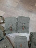 RARE Pouch for 5 magazines Vintage  USSR Soviet Russian Army