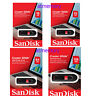 Sandisk 16GB 32GB 64GB 128GB 256GB Cruzer Glide USB Flash Drive lot CZ60