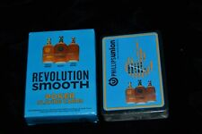 Poker Playing Cards Deck PHILLIPS UNION WHISKEY  Revolution Smooth Sealed!