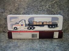 """200 ERTL COLLECTIBLES """"HO""""- 1;87 scale  DIE-CAST TRACTOR TRAILER"""