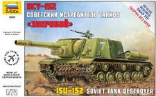 Zvezda 1/72 destructor de tanque soviético de ISU-152 # 5026