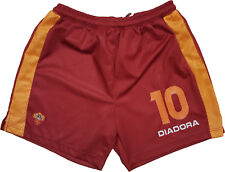 totti match worn shorts 1997 1998 Diadora  player issue player issue magazzino